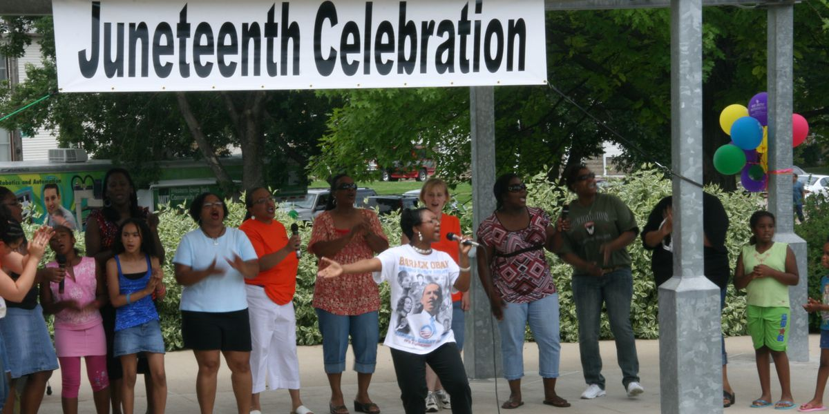 Juneteenth is Wednesday; Here's why it's sacred