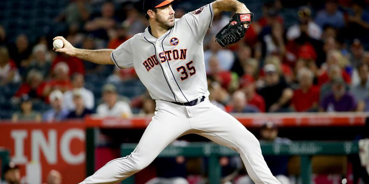 Verlander's magnificent effort spoiled as Astros fall