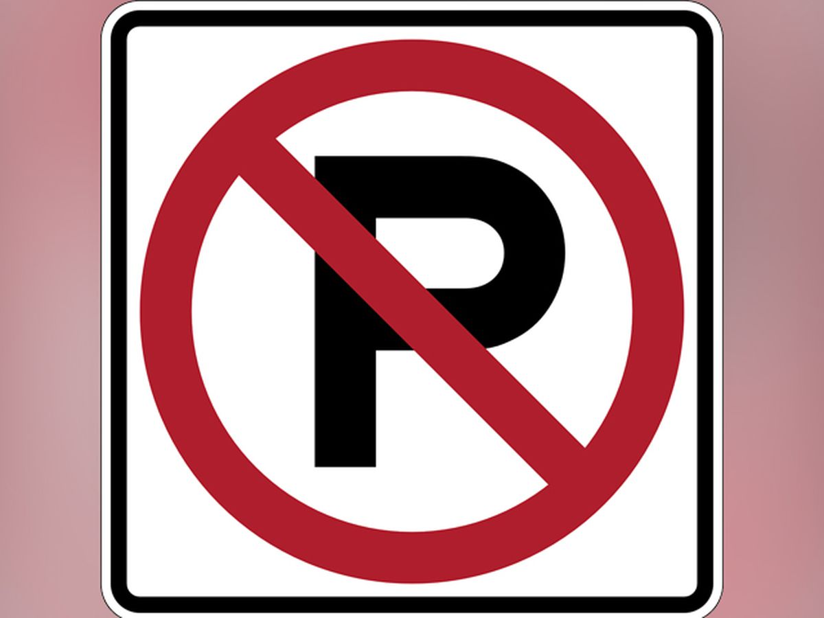 Parking restrictions enforced near polling locations on Election Day