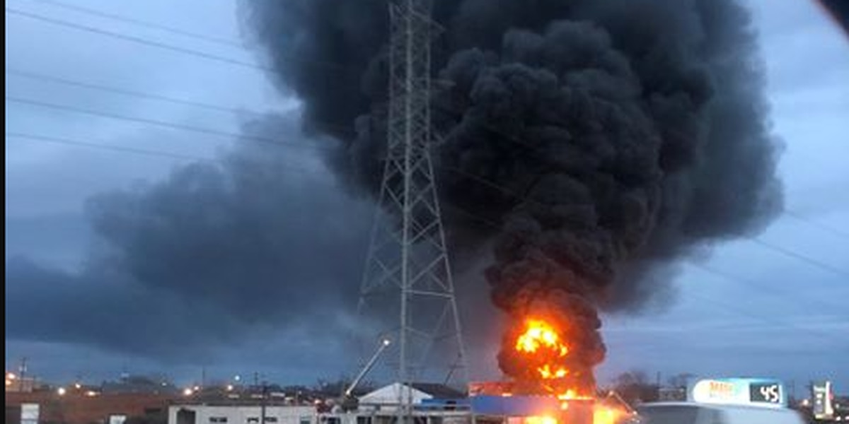 Investigators determine arson as cause of 2020 recycling plant fire in Richmond