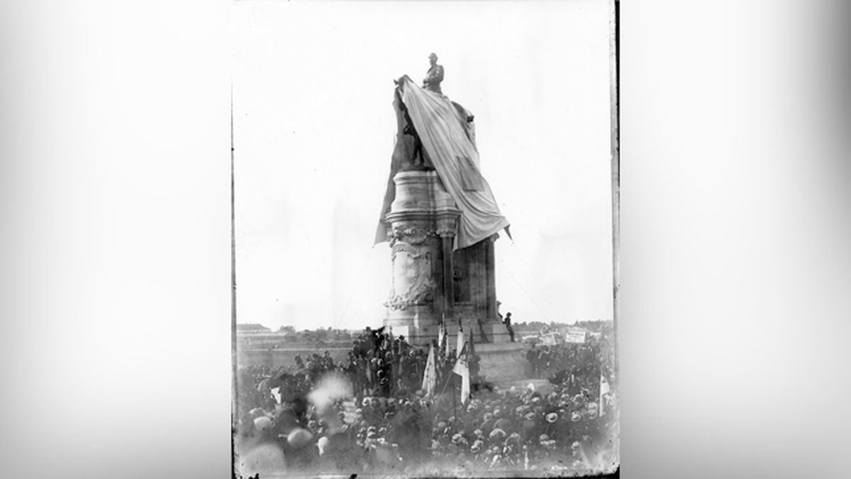 The 130-year history behind the Robert E. Lee monument in Richmond