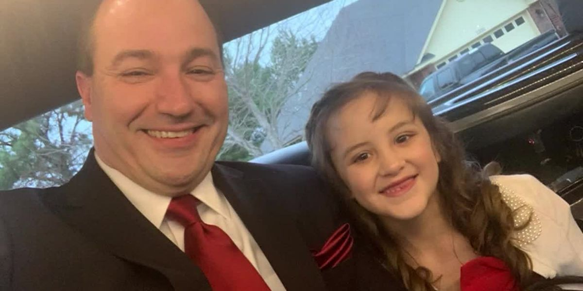 School resource officer takes 2nd grader without dad to father-daughter dance