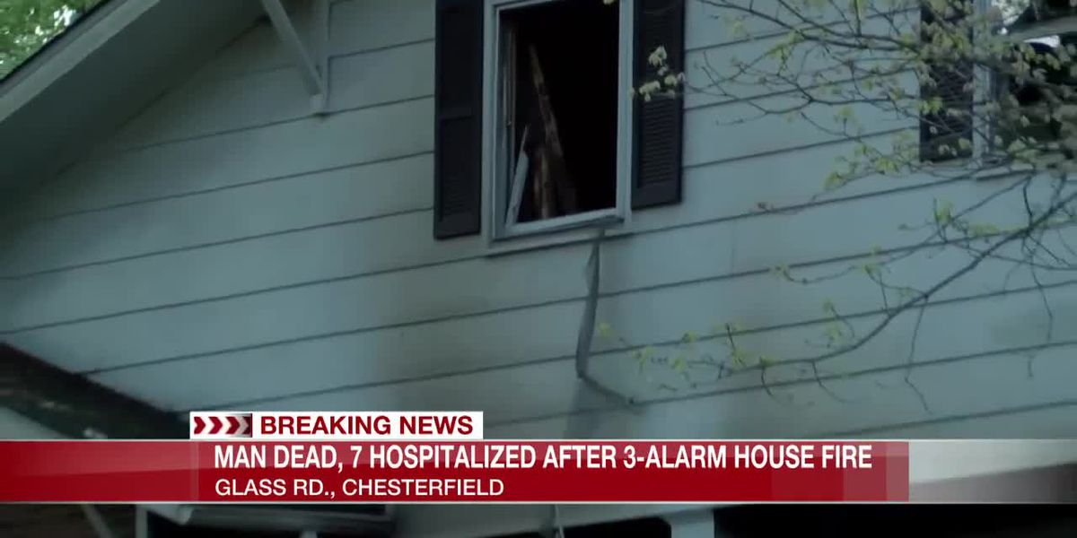 Chesterfield deadly house fire