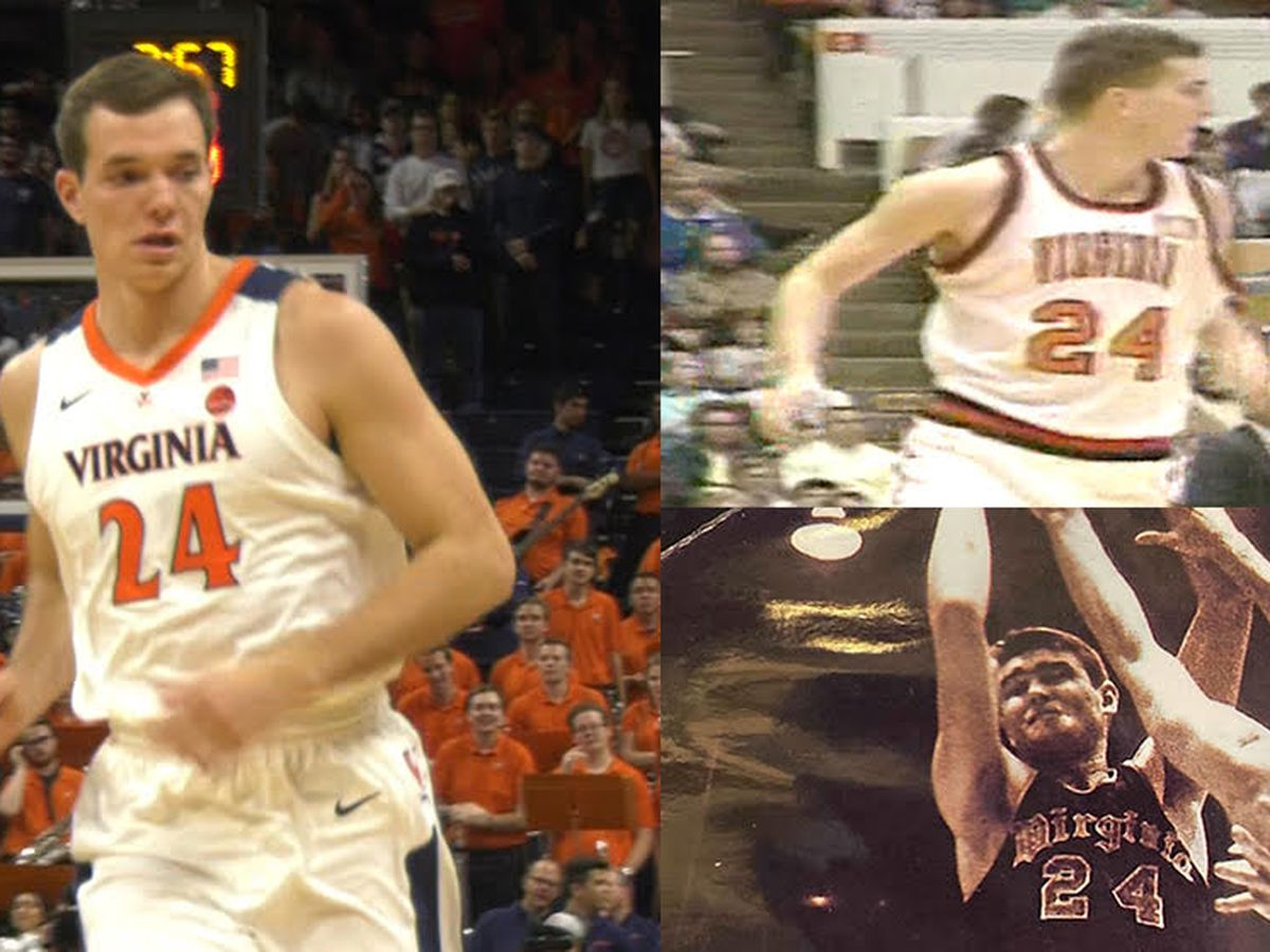 UVA legacy Austin Katstra switches to #24 jersey