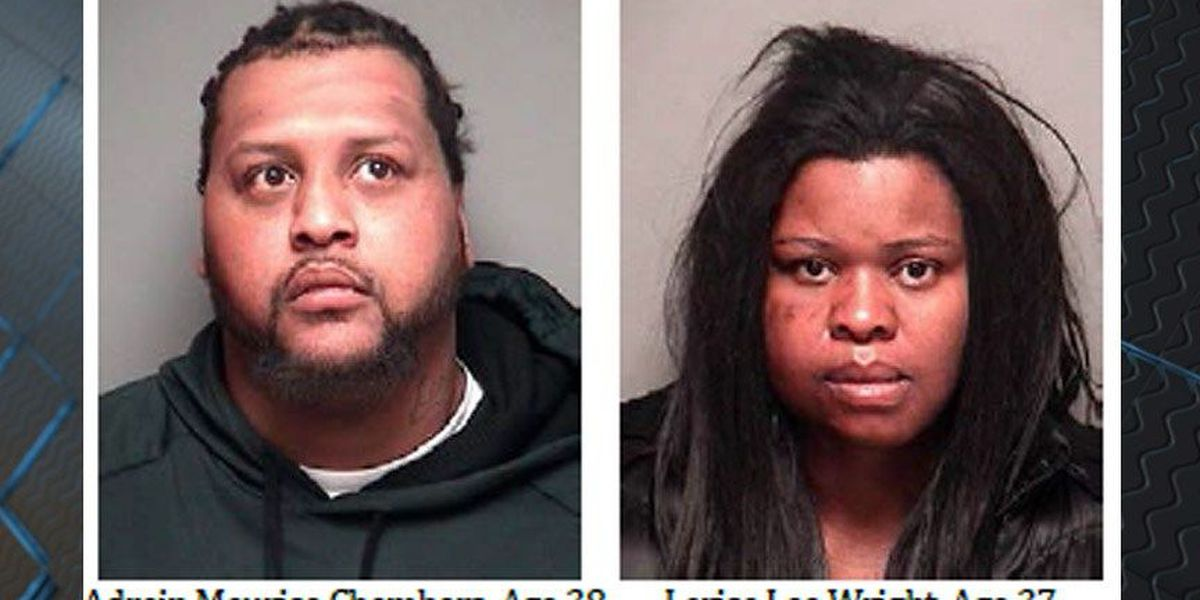 2 arrested after woman found with head injury following robbery