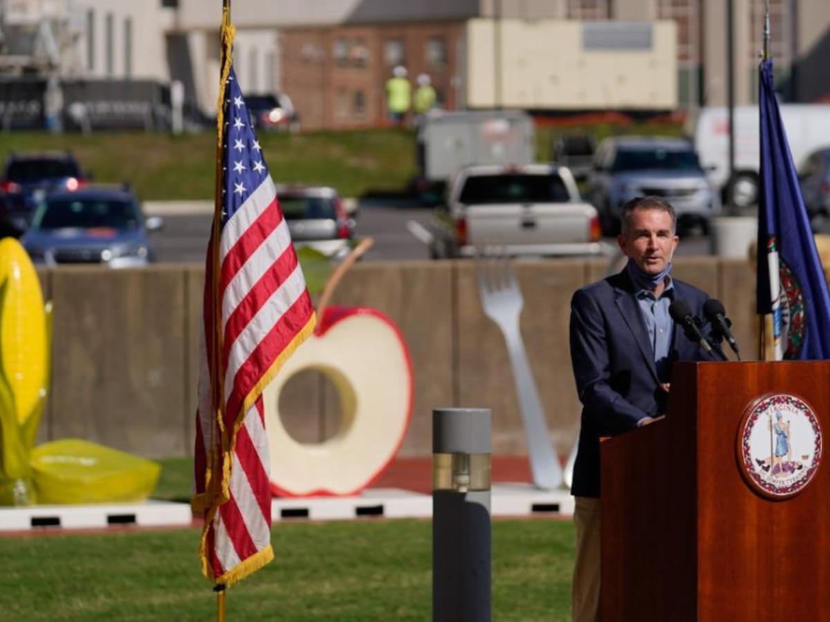 Gov. Northam announces plan to combat food insecurity in Virginia