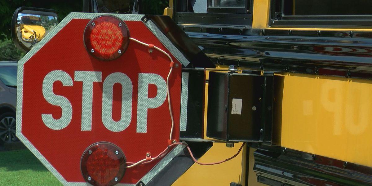 Virginia school buses get cameras to cite illegal passing
