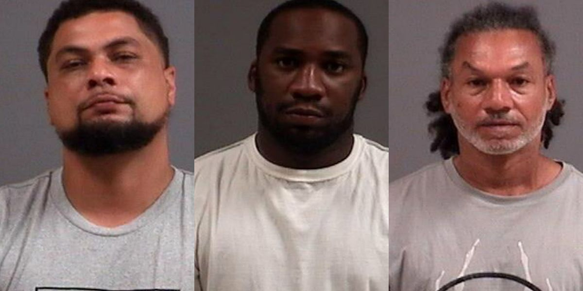 Police: Three men involved in Chesterfield home invasion, homicide arrested