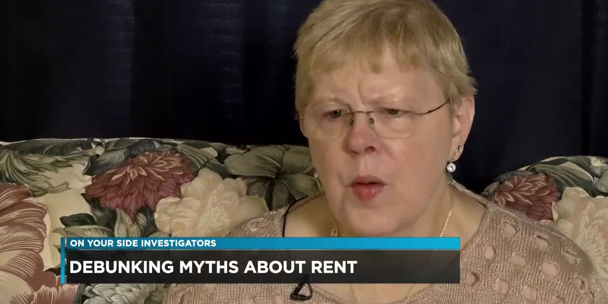 Debunking myths about rent