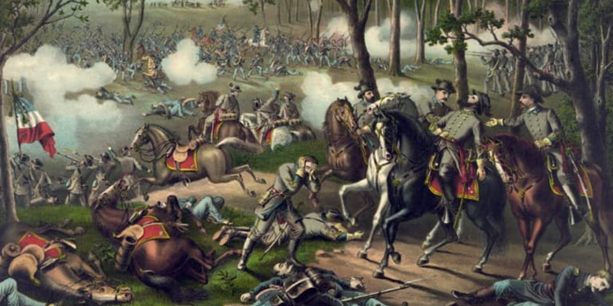 On this day: The epic Battle of Chancellorsville began
