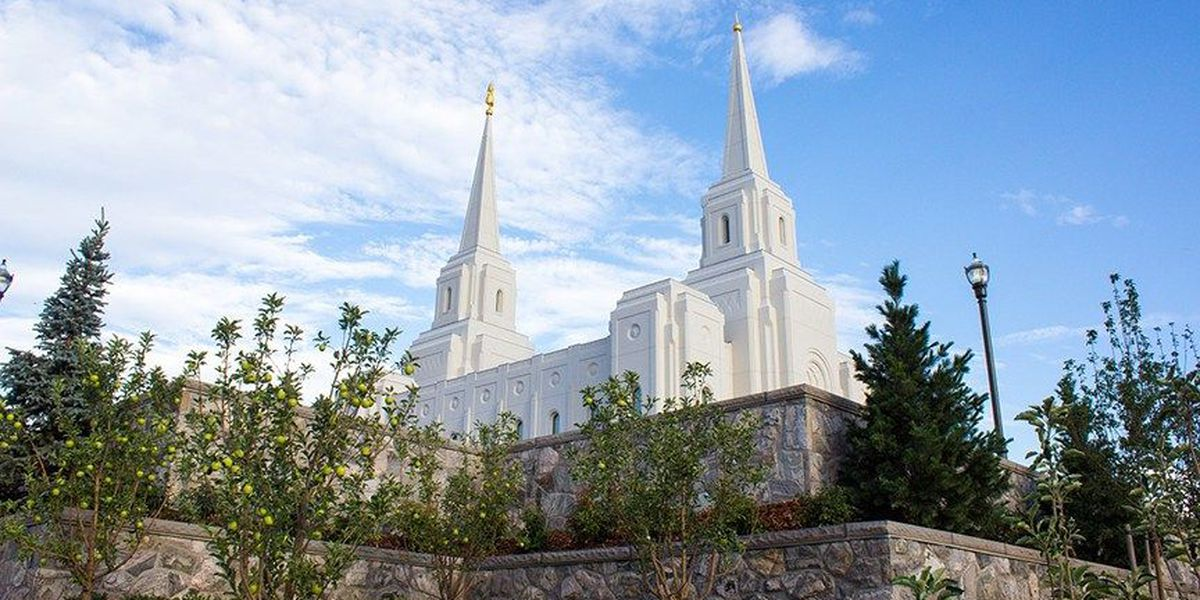 Mormon church plans for temples in Virginia, Russia, India