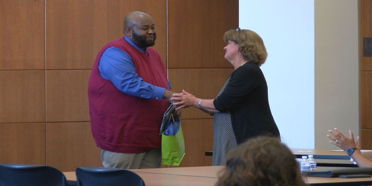 2019 National Teacher of the Year honored by Virginia 529
