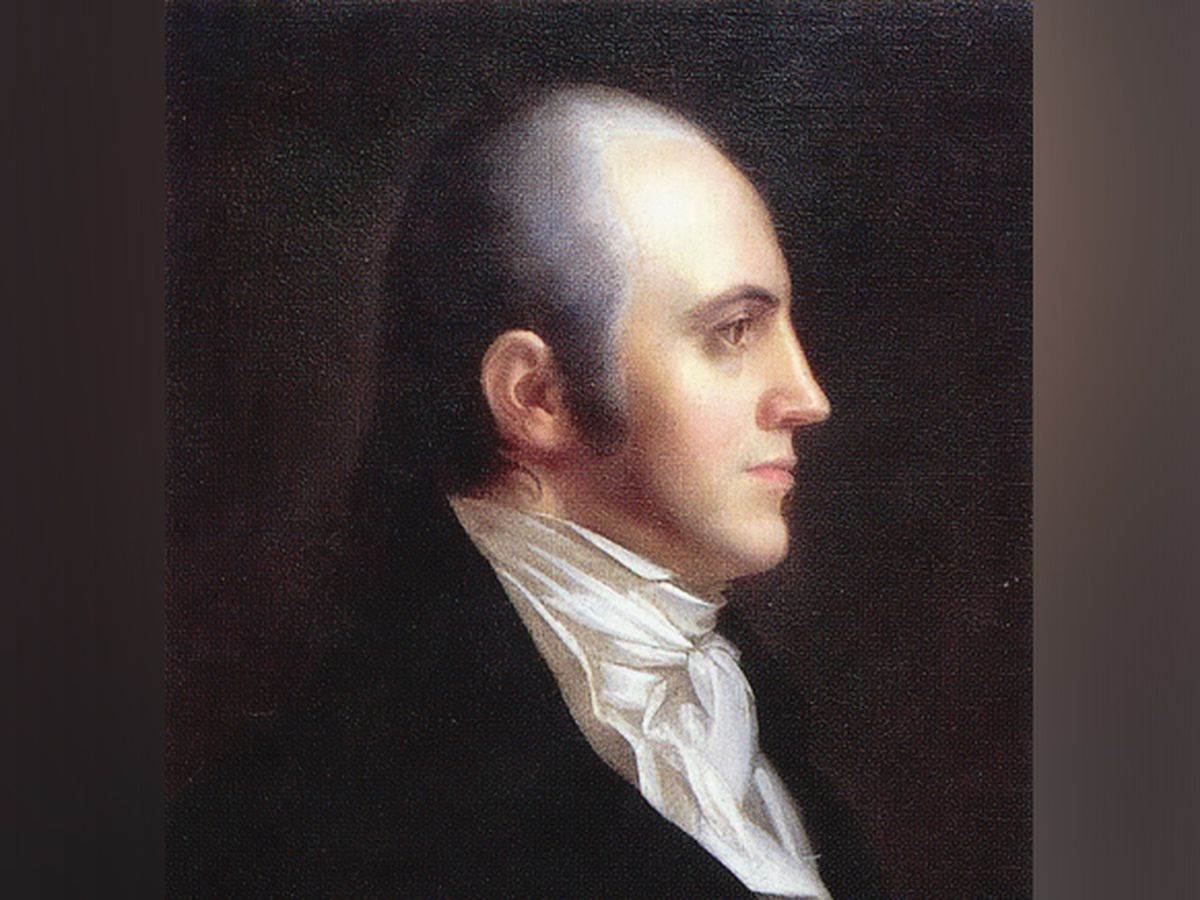 On This Day: Aaron Burr indicted by grand jury on charges of treason, high misdemeanor
