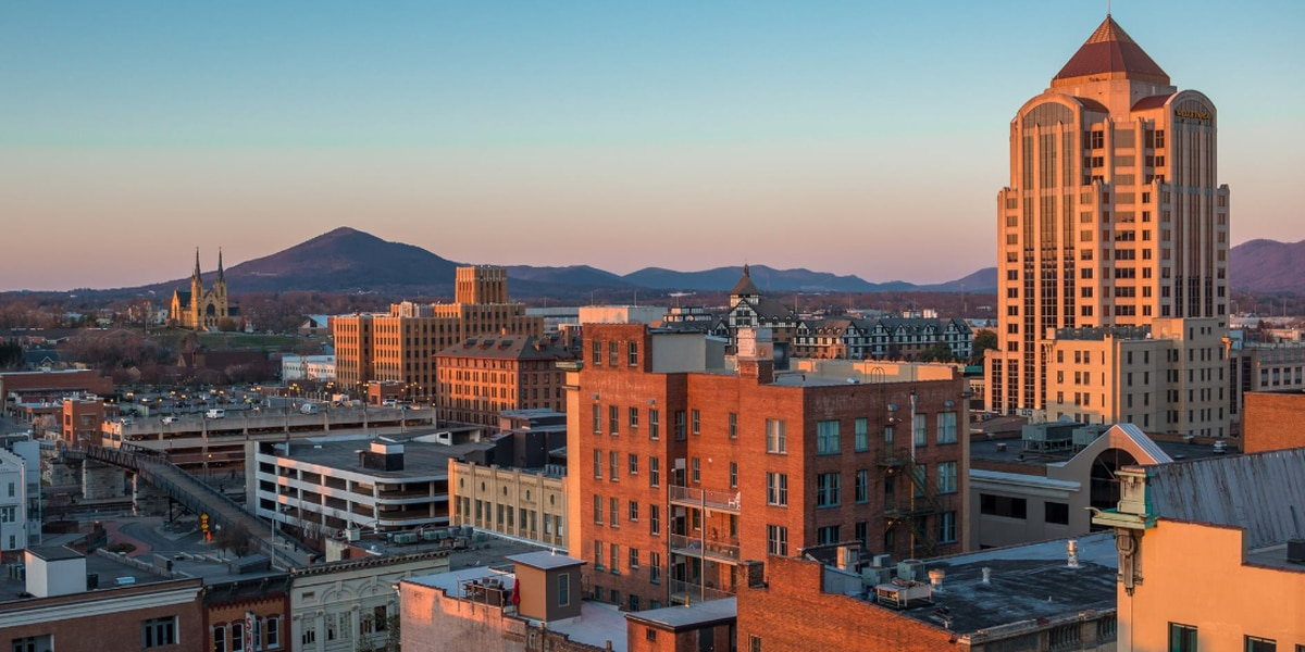 Virginia cities with most affordable housing