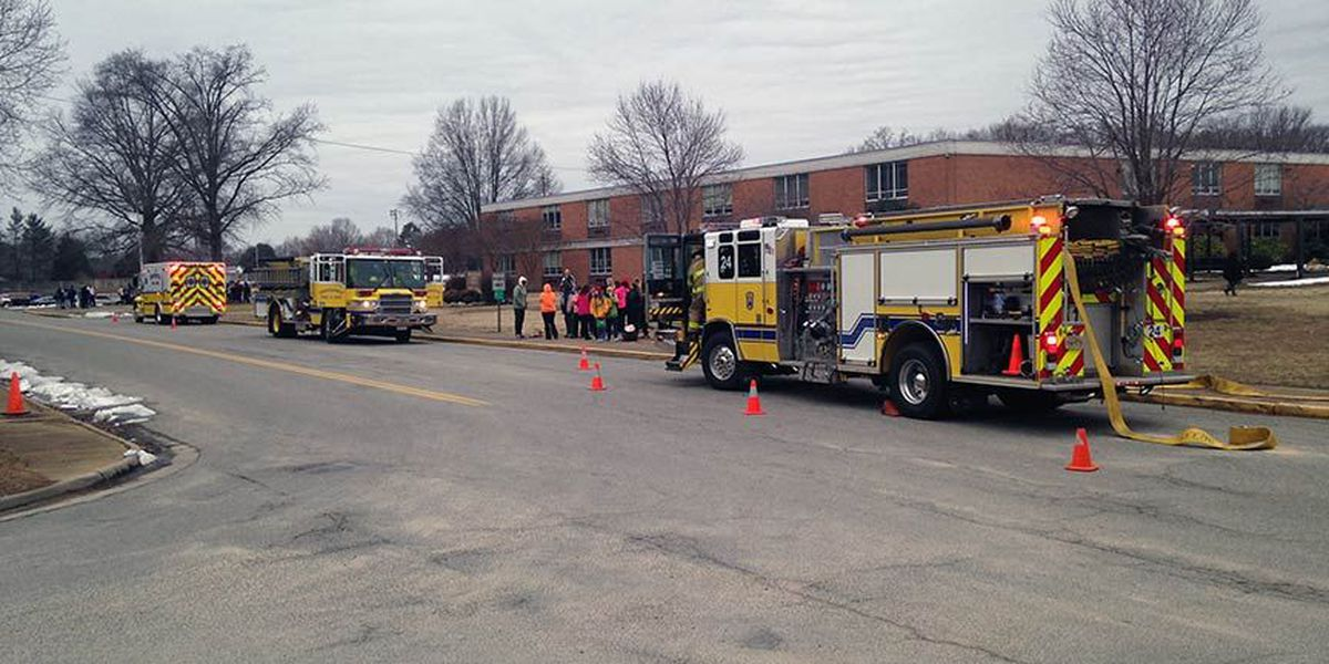 Providence MS students briefly evacuated after smoke fills auditorium