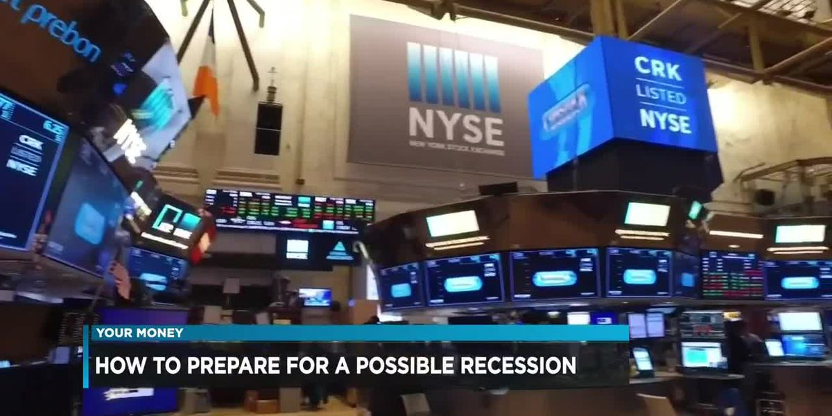 How to prepare for a possible recession