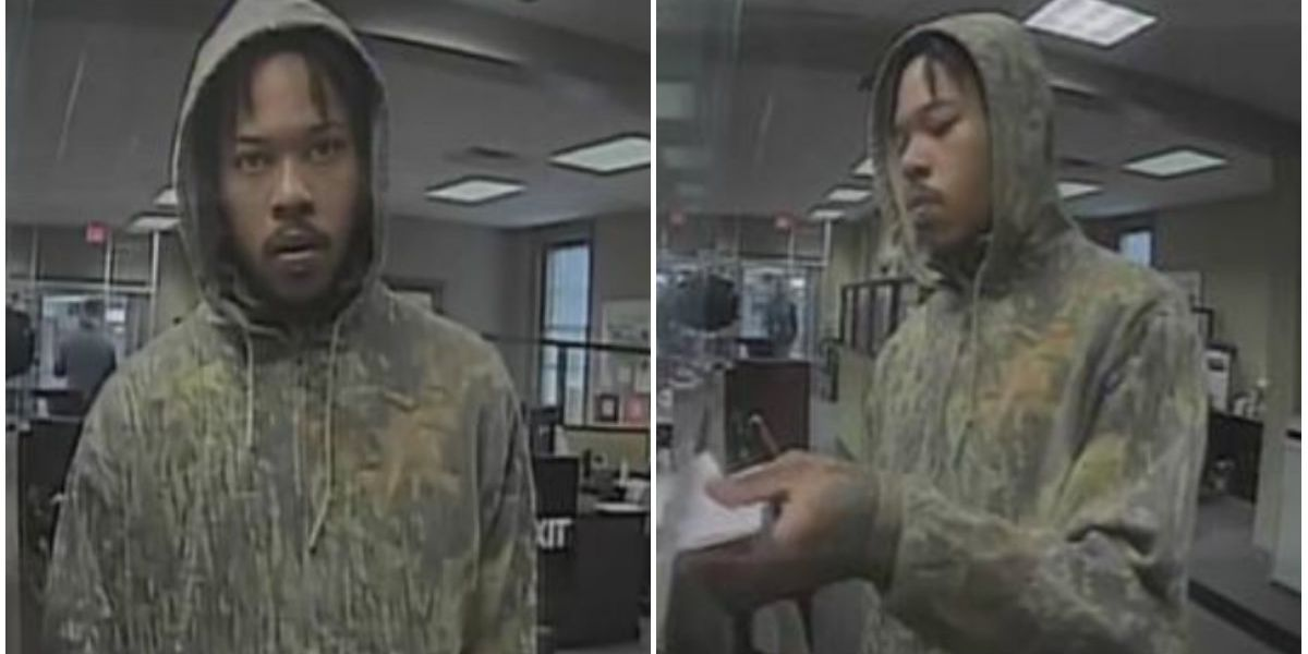 RPD searches for man suspected of stealing debit card, depositing stolen checks