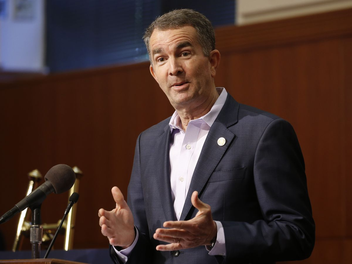 Northam announces priorities for upcoming special session