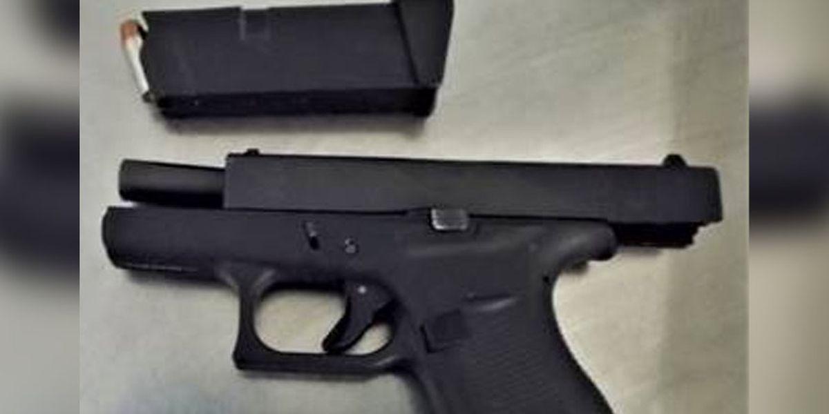 TSA: Man caught with loaded handgun at Richmond airport checkpoint