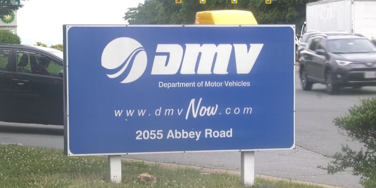 Virginia DMV adding in-person appointment slots