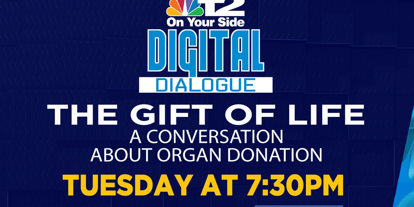 Digital Dialogue: A conversation about organ donation during Donate Life Month