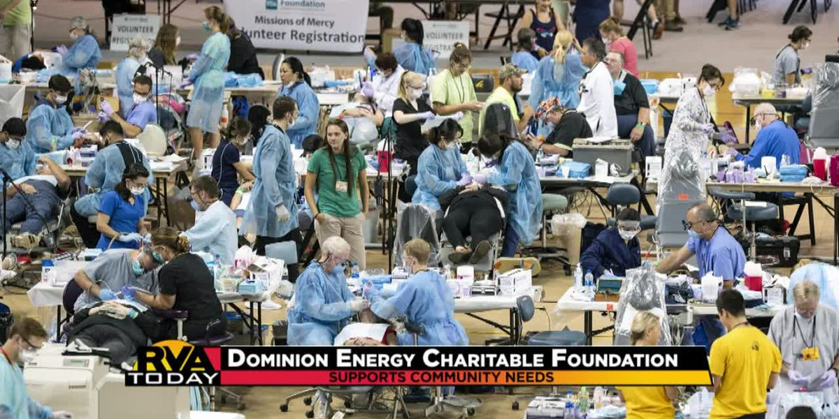 Dominion Energy Charitable Foundation supports community needs
