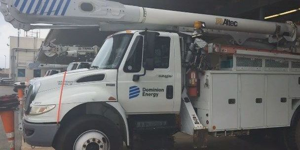 Dominion Energy works to restore power, brings people from out-of-state