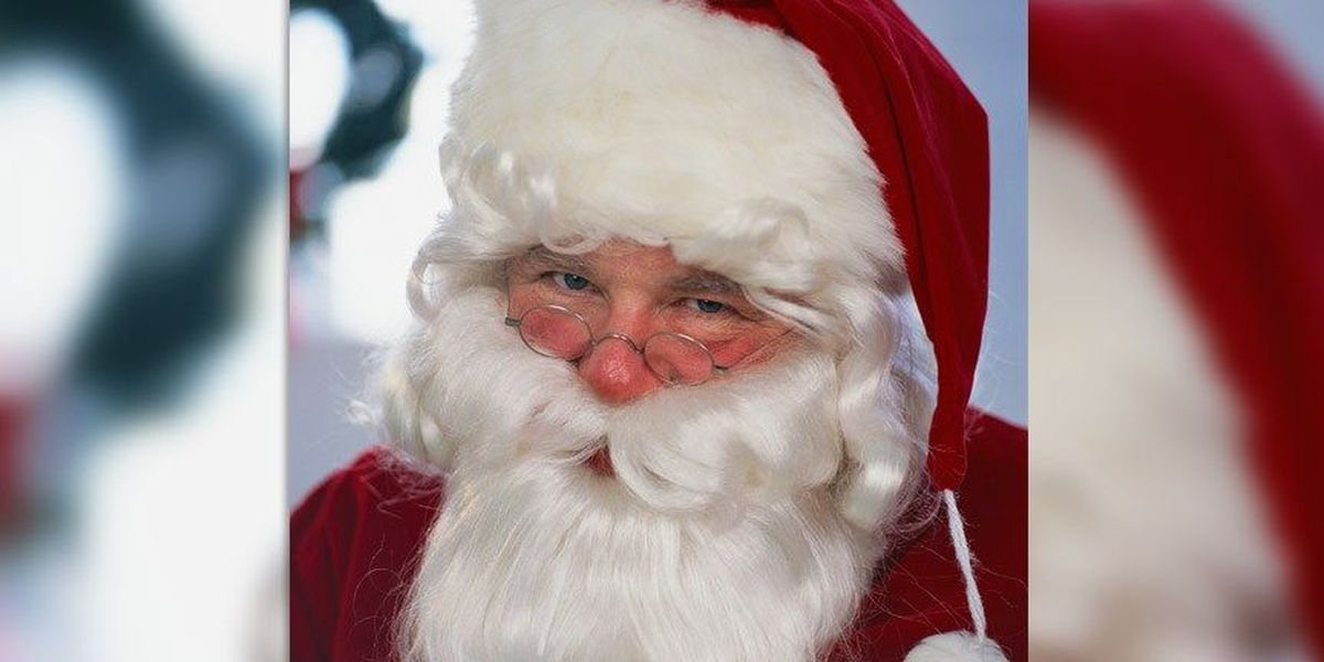 Children can track Santa's location on NORAD's website