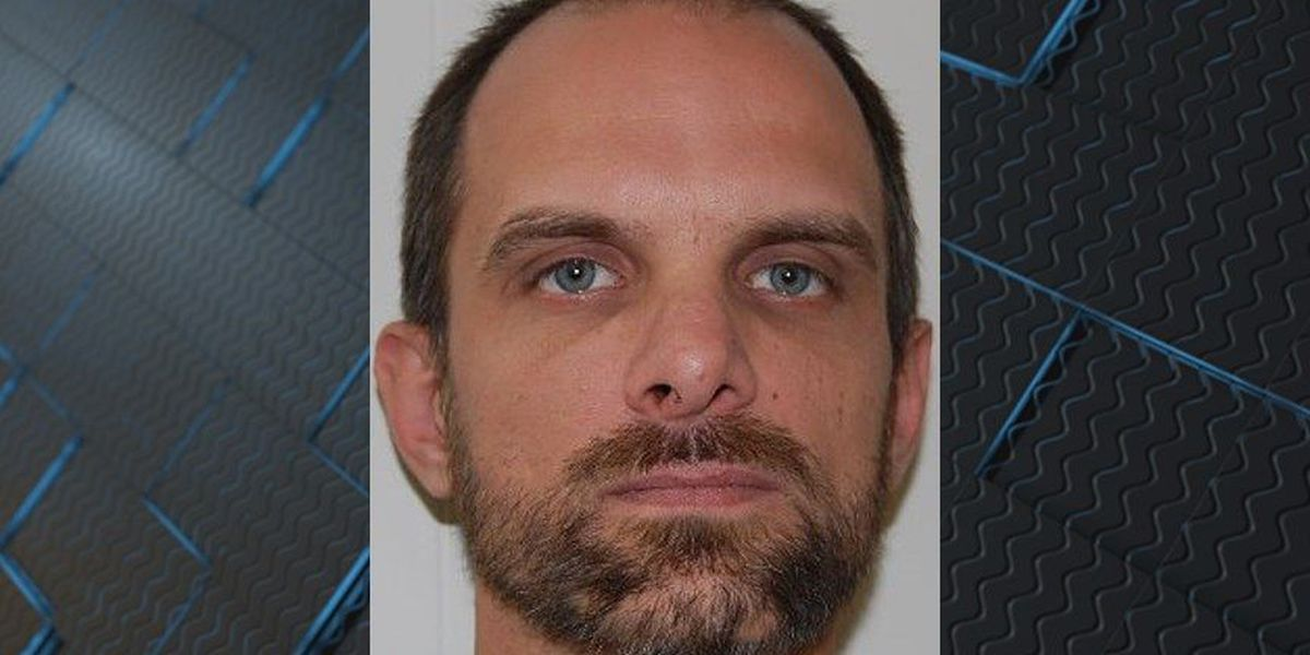 Virginia State Police search for missing sex offender