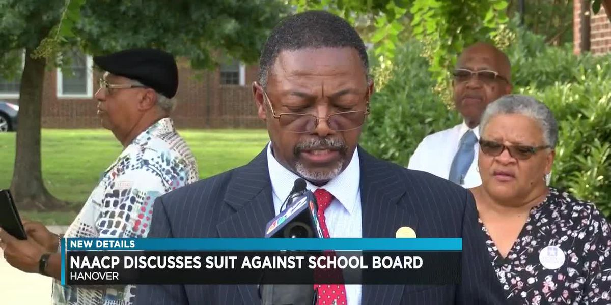 Hanover NAACP continues to call for schools named after Confederate leaders to be changed