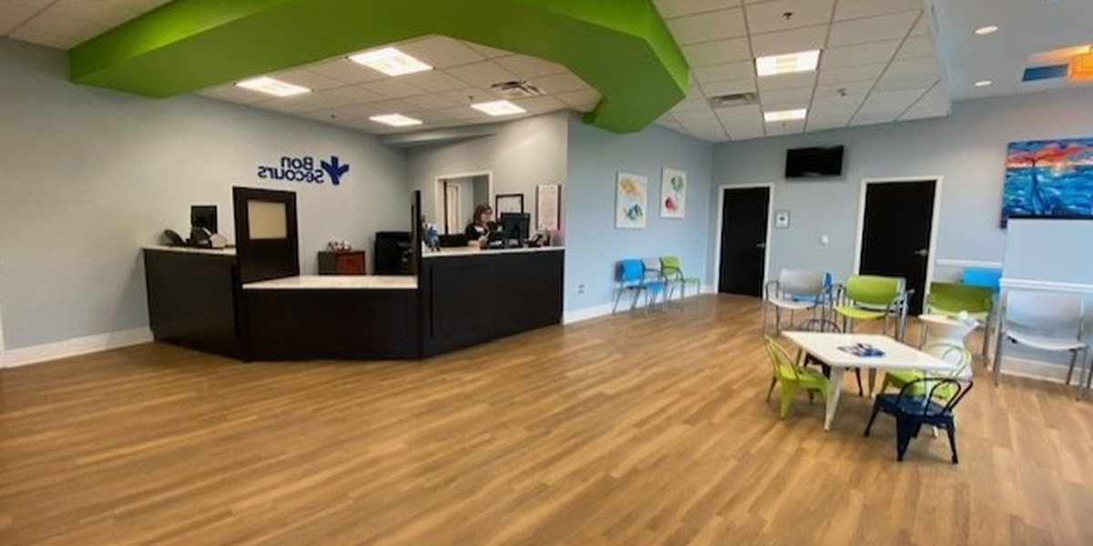 Bon Secours Pediatrics of Richmond at Reynold's Crossing opens in Henrico