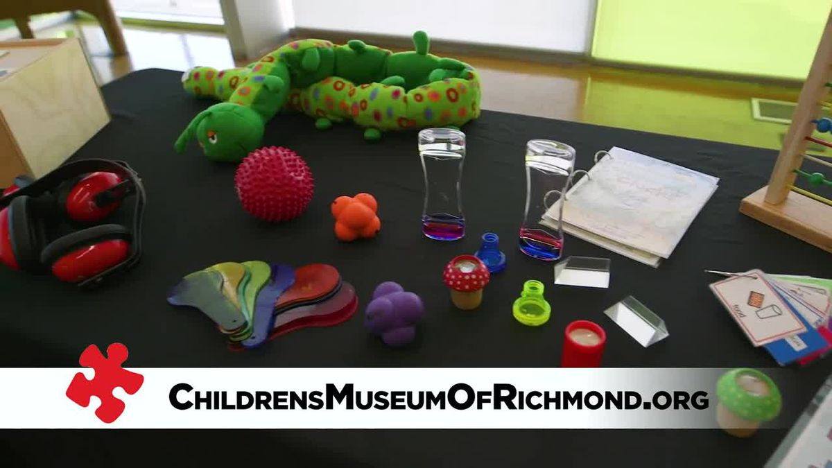 Universal Design Learning from the Children's Museum of Richmond