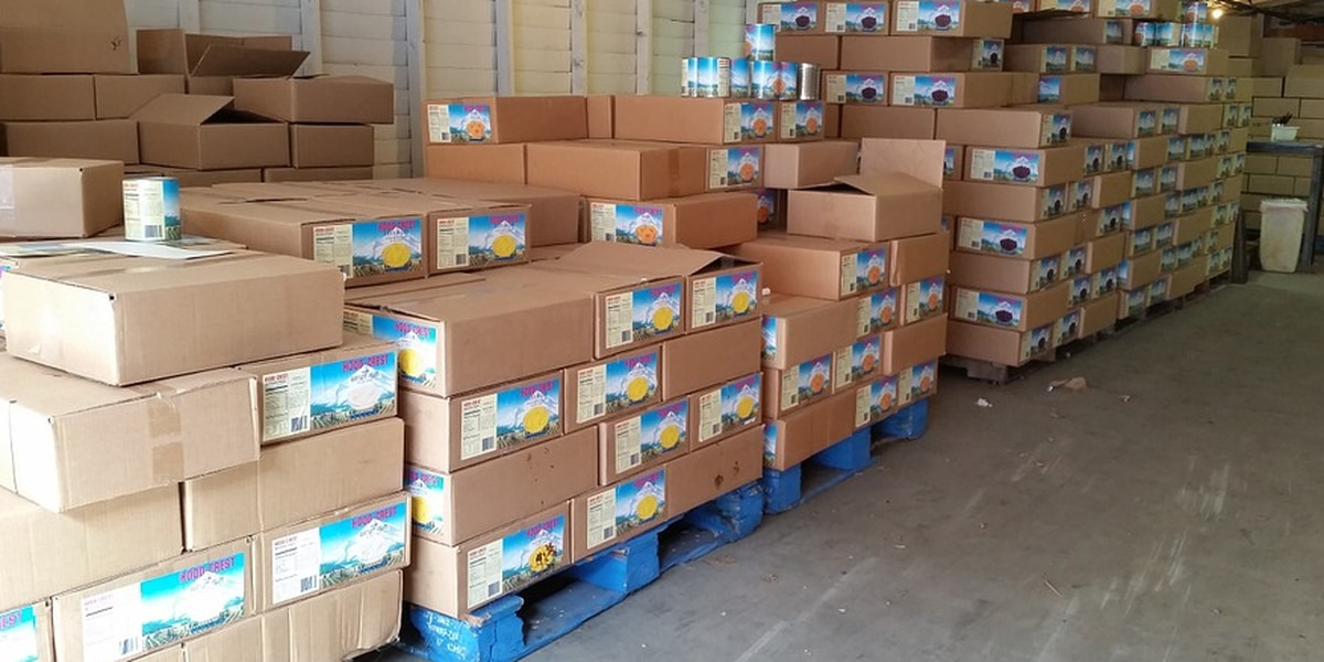 Two local organizations will surprise frontline workers with care packages