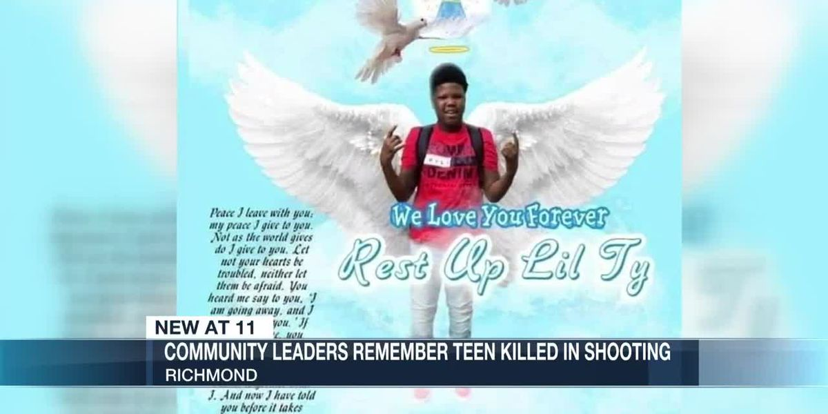 'A very respected young man': Richmond leaders remember beloved teen killed in accidental shooting