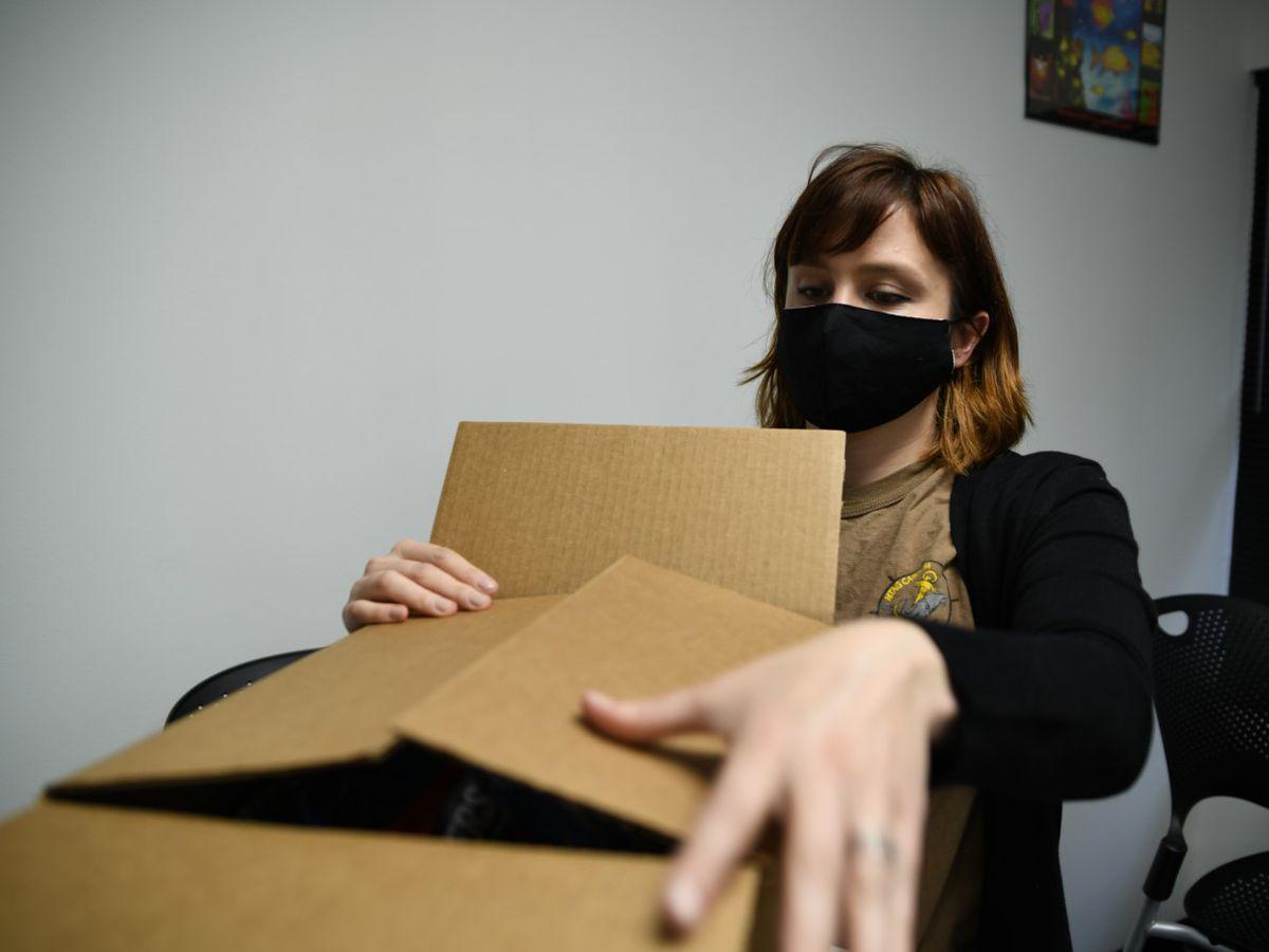Powhatan native sends supply boxes to deployed sailors