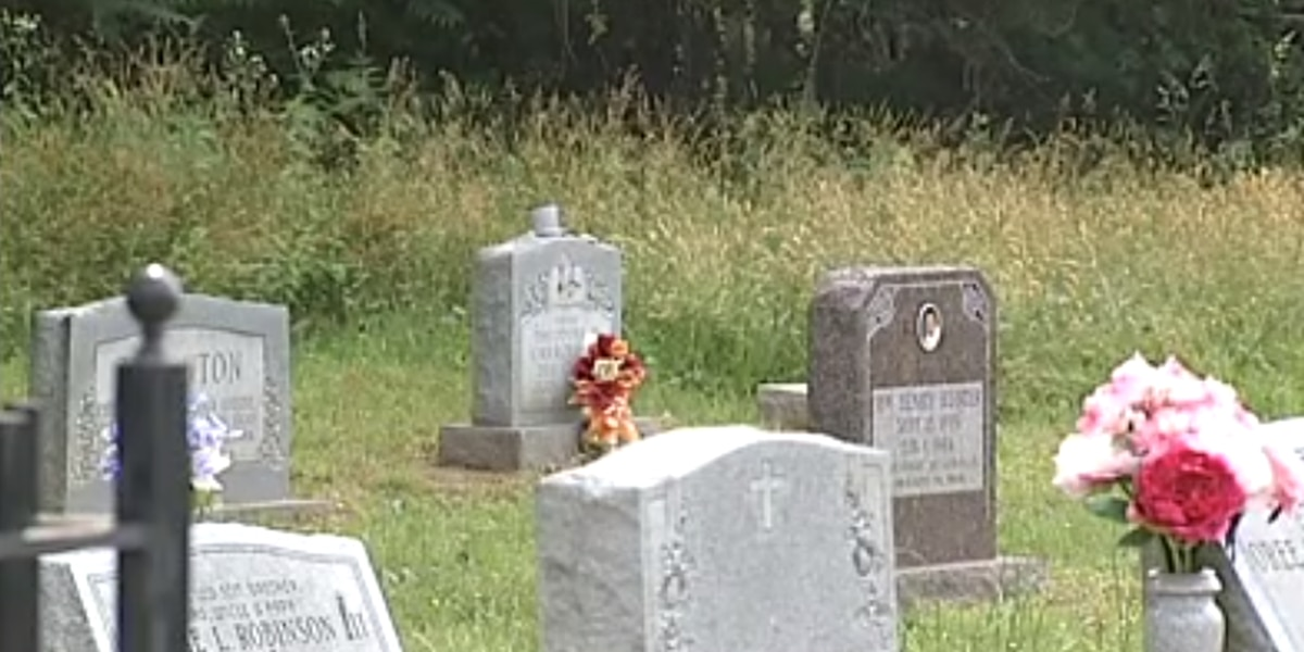 Henrico County providing $25,000 grant in support of historic Woodland Cemetery restoration