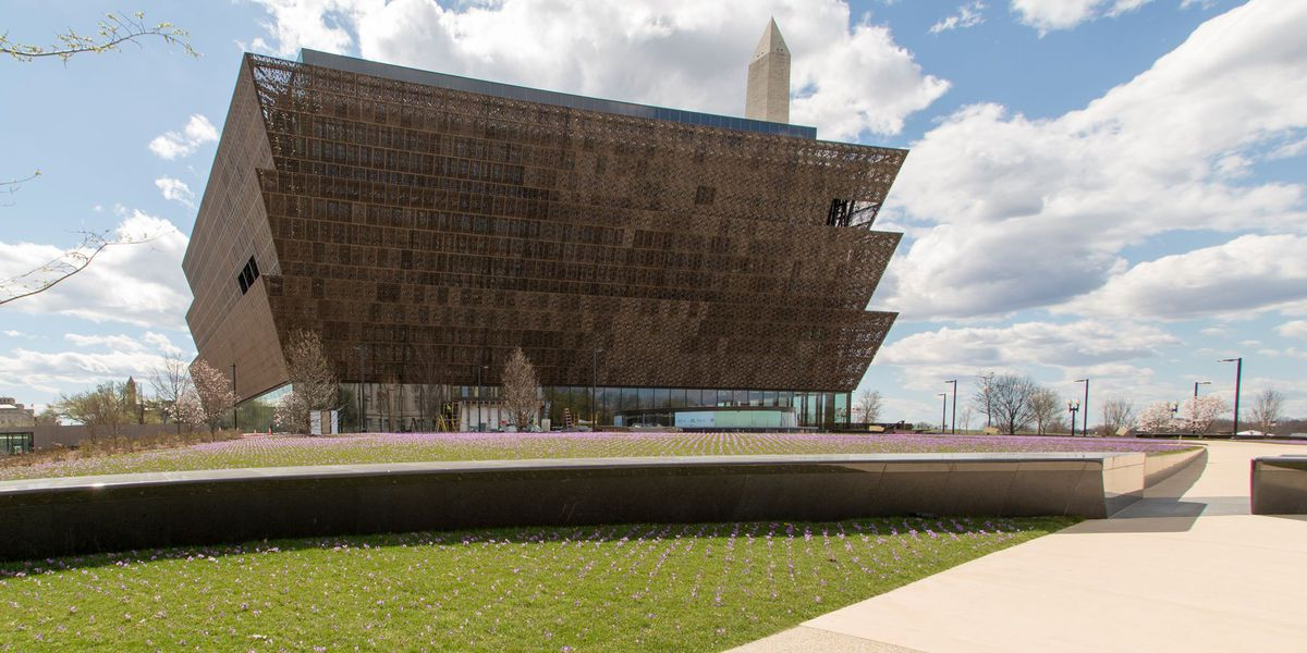 Going inside the National Museum of African American History & Culture