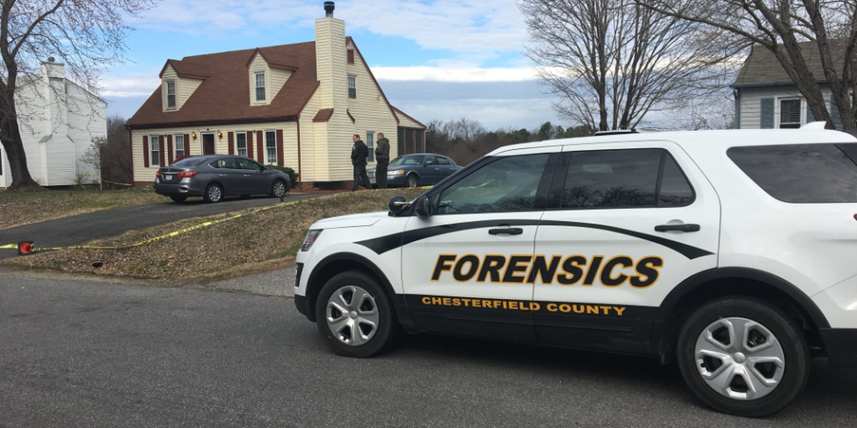 Man found dead in Chesterfield home
