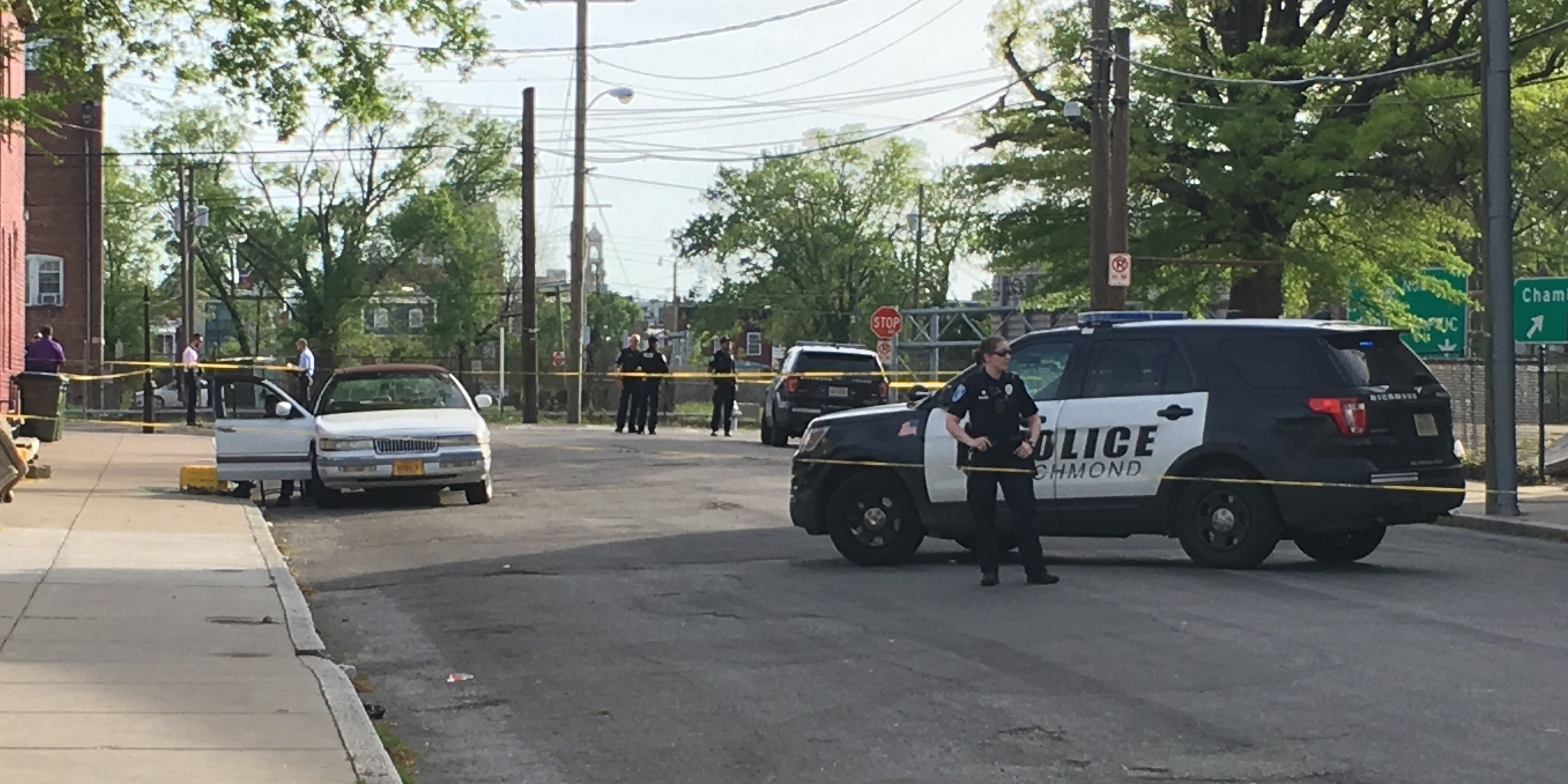 Man wounded in Richmond shooting