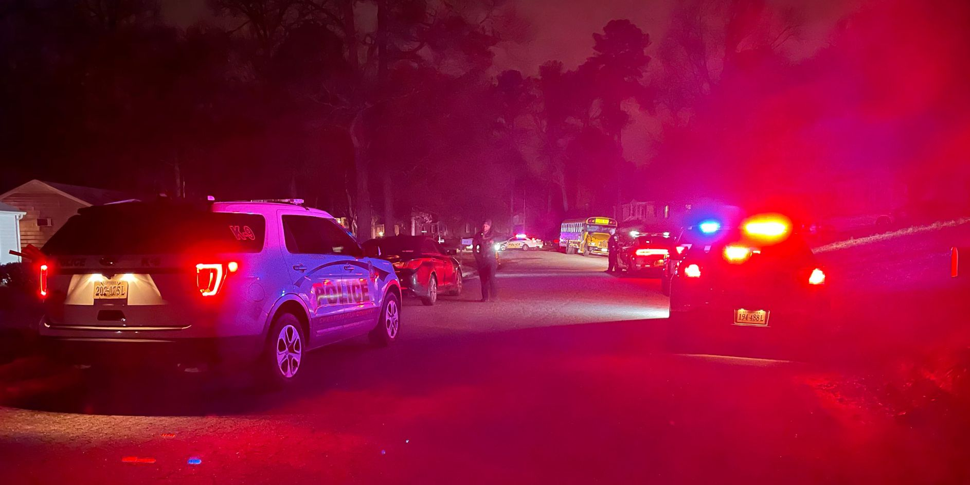 Shots fired into Chesterfield home, no injuries reported