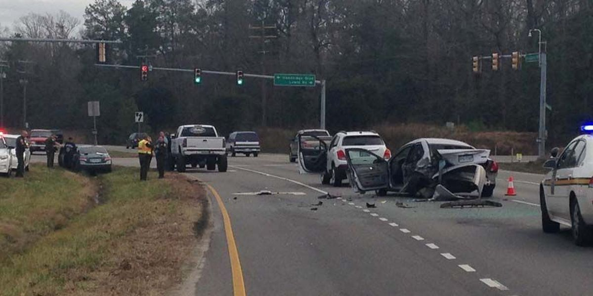 Hit-and-run leads to chain reaction crash in Chesterfield