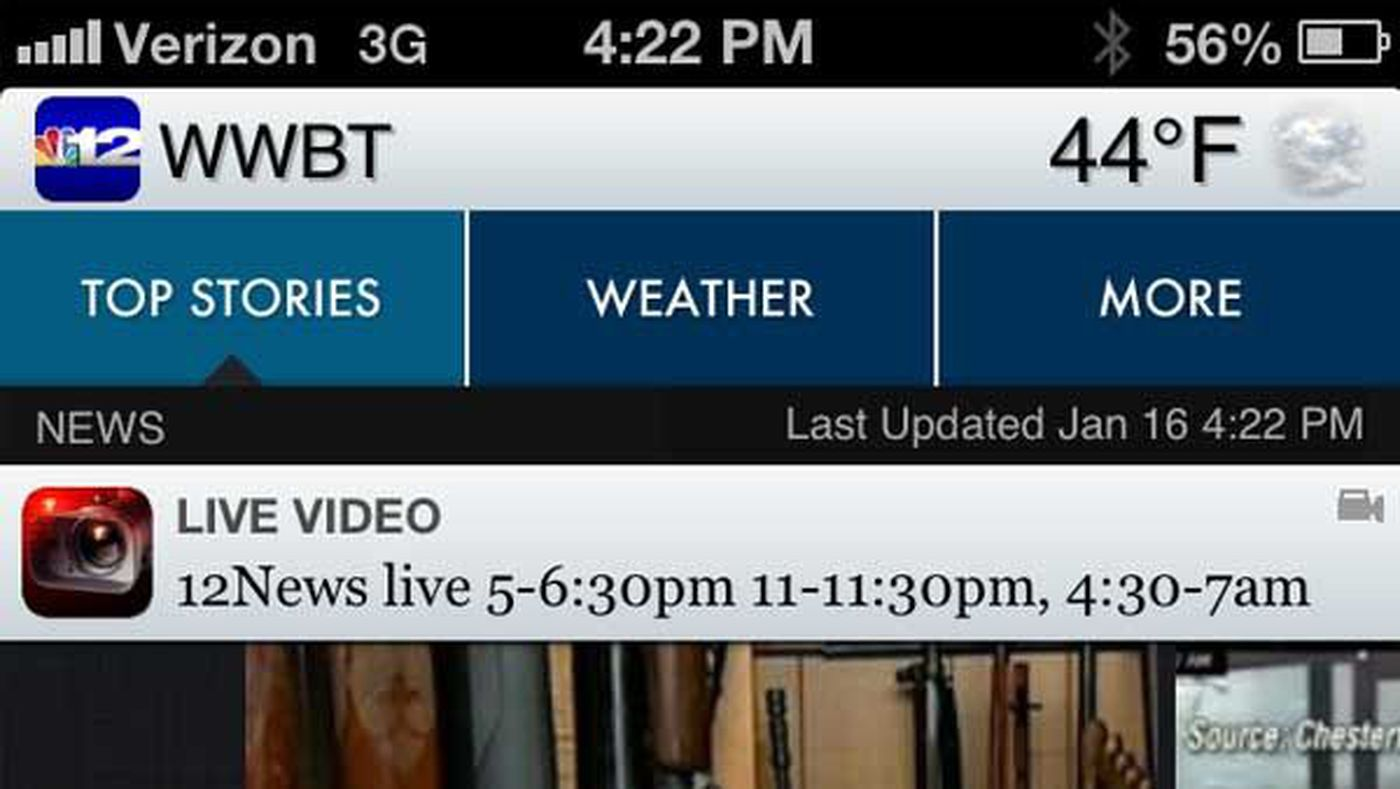 Watch NBC12 News streaming live on your computer or mobile device