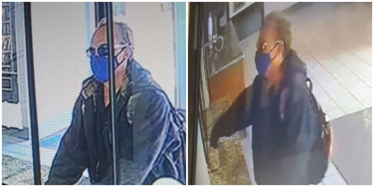 Police searching for 2 men who robbed Chesterfield motel at gunpoint