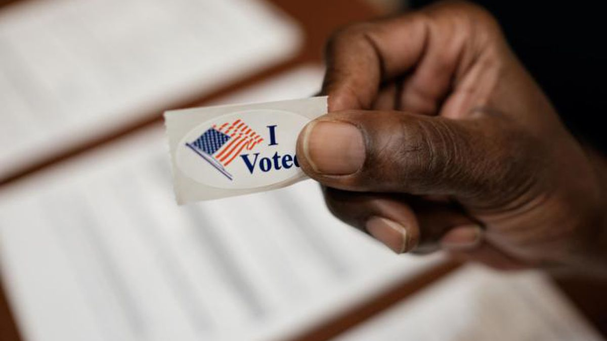Voter registration through the DMV can be an imperfect process, one voter learns