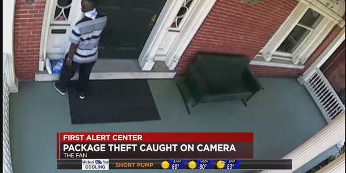 Resident in The Fan says package thief has been caught