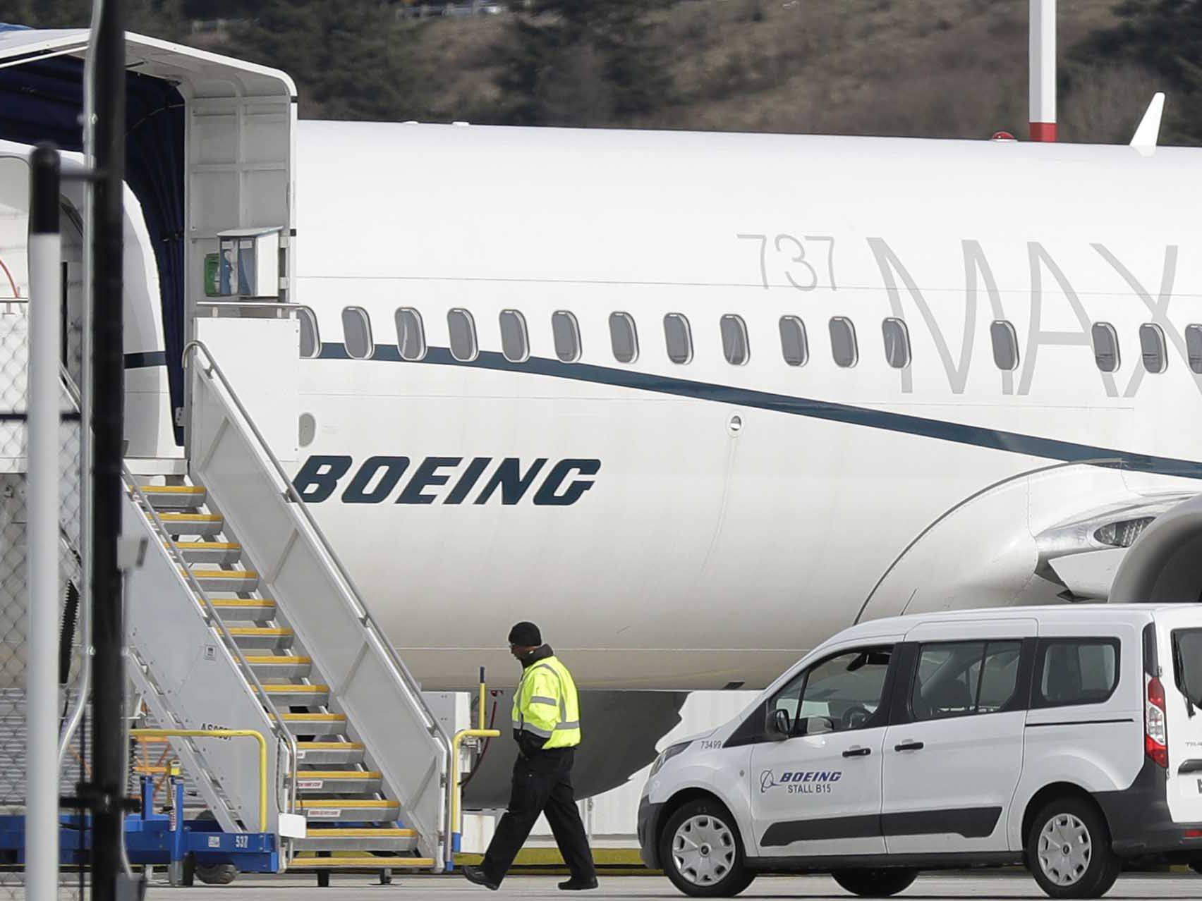 Boeing to make safety feature standard on troubled Max jets