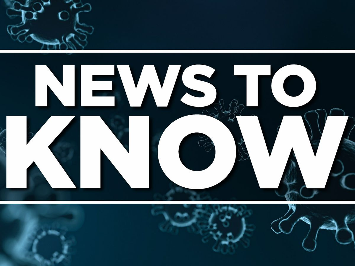 Coronavirus News to Know: Top headlines on Virginia's COVID-19 response