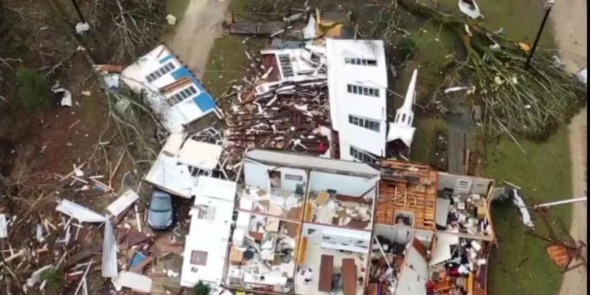 Officials: 5 people killed in Calhoun Co. tornado identified