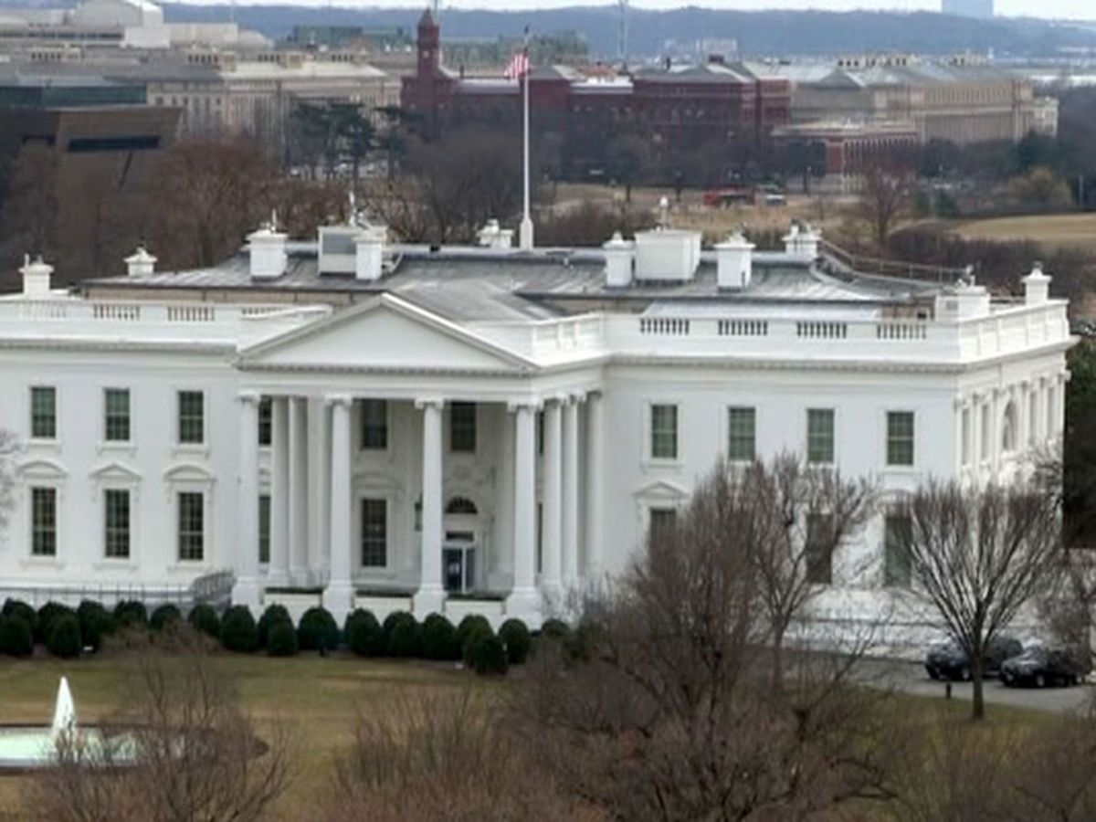 Secret Service: Suspicious package near White House cleared