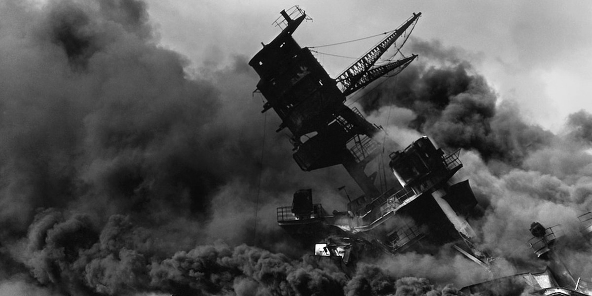 On this day in 1941: Japan attacks Pearl Harbor
